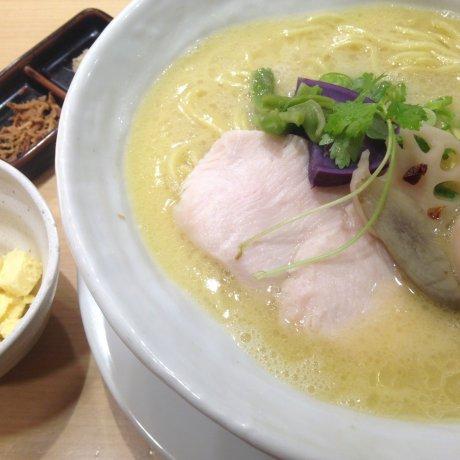 Kagari, Ramen Bintang Lima di Ginza