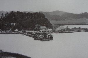 ベアト『平潟湾の風景』