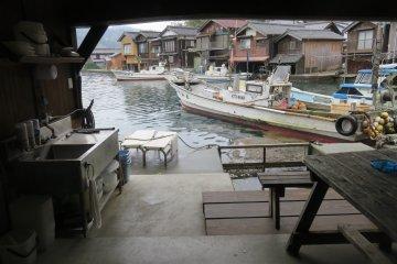 Ine Boathouse Ryokan