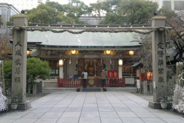 Kuil Tsuyu no Tenjinja