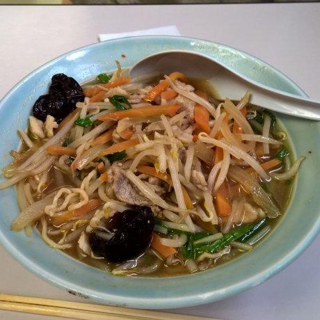 Retro Dining in Hanamaki