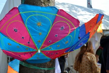 Handicrafts- the colors of India