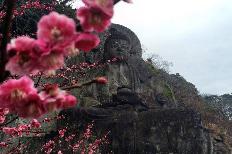 Le Grand Bouddha du Nihon-ji, Chiba