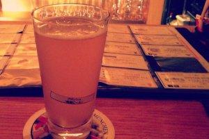 เบียร์เย็นๆ
