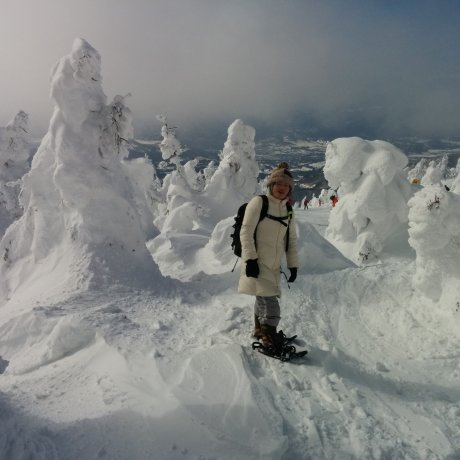 Zao Snow Monsters 2015