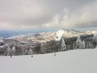 """Чудесные пейзажи. Даже без снежных """"монстров""""."""