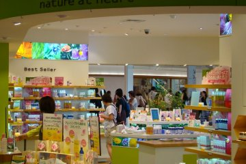 Tokyo Skytree Solamachi Mall