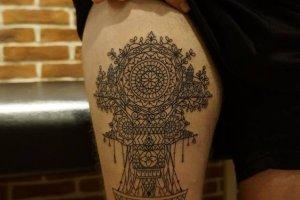 Creative Tattoos at Tokyo's Shiryudoh
