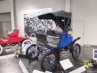 Những chiếc xe của thập niên 1880
