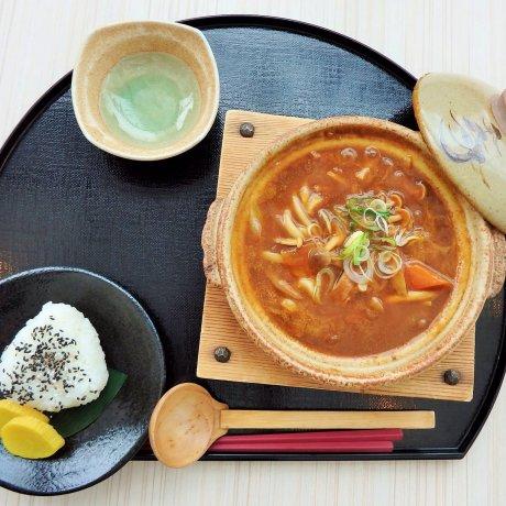 Ăn tối ở Minakami Kogen Hotel 200