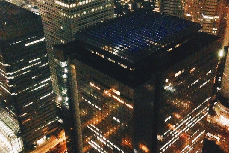 Cara Gratis Melihat Tokyo dari Atas