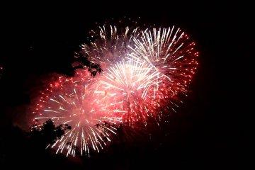 스미다가와 불꽃놀이 축제