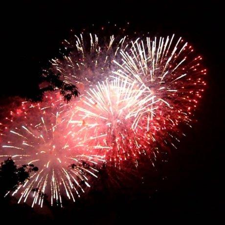 Festival Kembang Api Sumidagawa