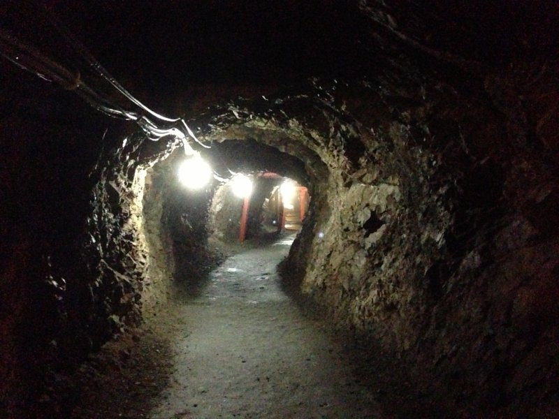 Bunker Tunnel System Map: A Creepy Walk Through A WWII Bunker