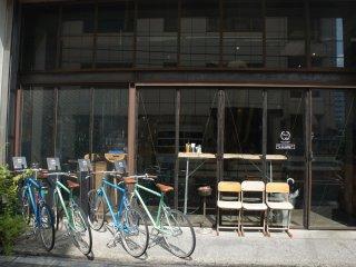 Nui Hostel & Bar Exterior, simple and modern