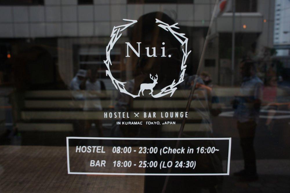 Selamat di Nui Hostel & Bar.