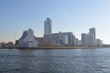 Osaka's skyscraper