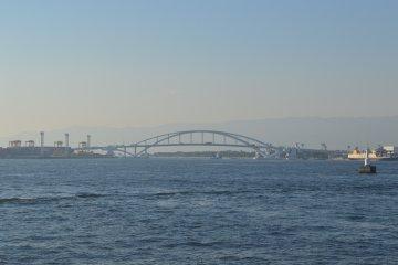 Another bridge in Osaka Bay
