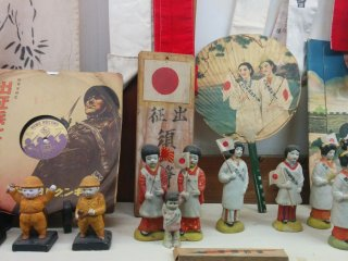 Редкие и уникальные куклы военного периода