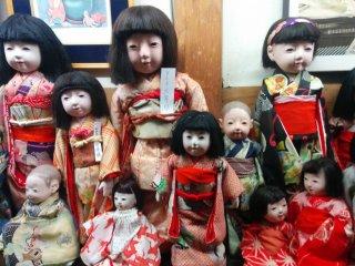 Куклы итимацу