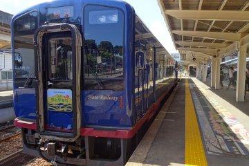 Nostalgic Noto Railway