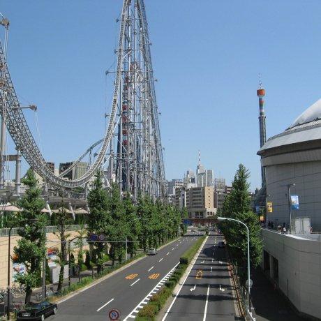 โตเกียวโดม  ณ เมืองบุงเกียว