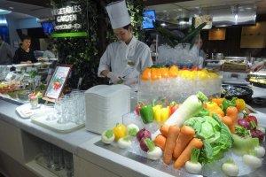 Khu vực Nasu nổi tiếng với sản phẩm chất lượng hàng đầu