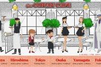 Cafe Thám tử Conan tái mở cửa