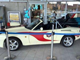รถ Mazda Miata ปรับแต่งจาก Kamen Rider