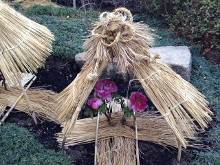 Even straw-work is refined here