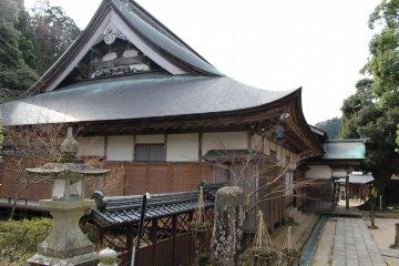View of Daijoji temple