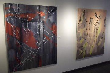 นิทรรศการศิลปะญี่ปุ่น-อิตาลีเปิดแล้ว