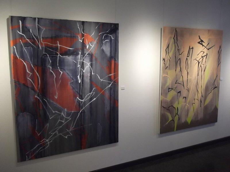 참가하는 일본 예술가 중 한명인 미야시타 케이스케의 작