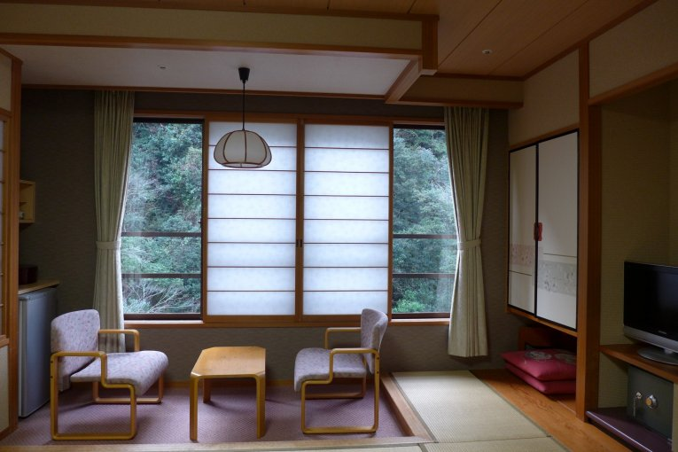 โรงแรม Tsuetate Kanko Hizenya