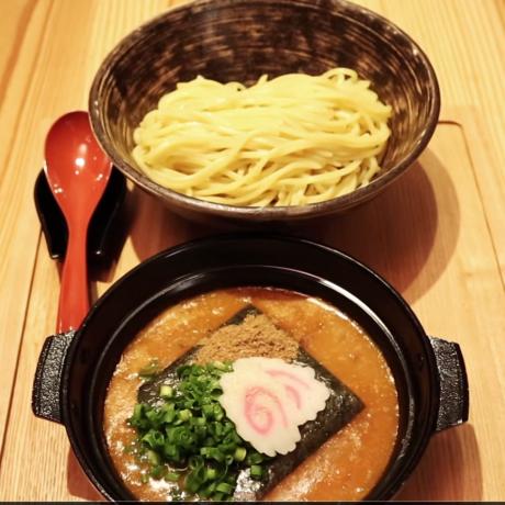 Tsukemen di Tokyo
