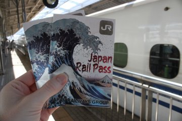 Japan Rail Pass para Venda no Japão