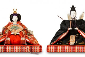 Seasonal Festivals of Fushimi: Sekku Dolls