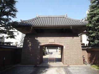 Kiến trúc cổng vào của Hàn Quốc