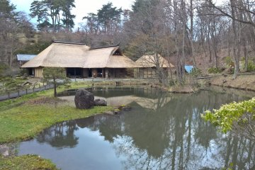 Michinoku Folklore Village
