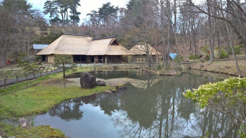 마가리야식 주택
