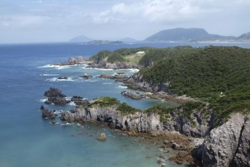 Shikine-jima, Izu Seven Islands