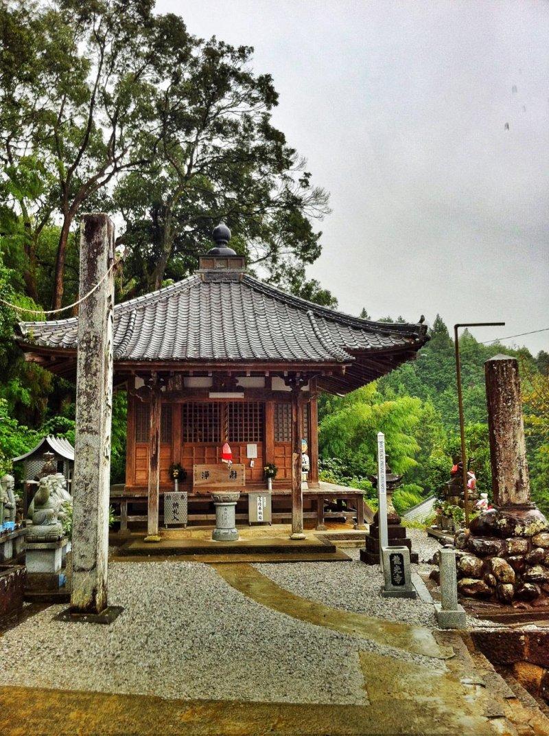 The Daishi-do at Ryuko-ji
