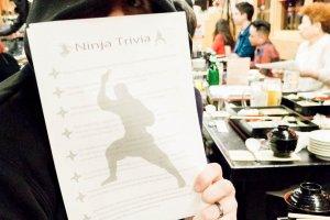 Trivia ninja