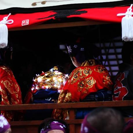 Inuyama Spring Festival
