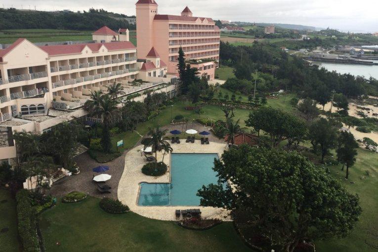โรงแรม Breeze Bay Marina