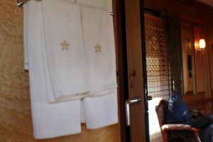 ผ้าเช็ดตัวระดับโรงแรมห้าดาว