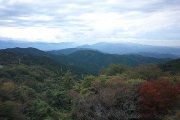 การเดินทางสู่ภูเขาคอนโกะ