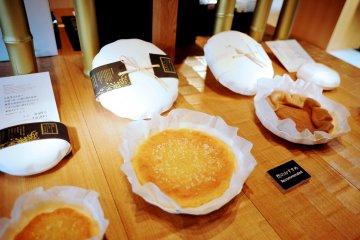 The popular paper-baked castellas