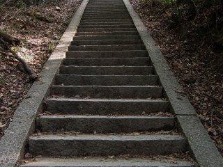 Ora aqui está um mestre de escadas...