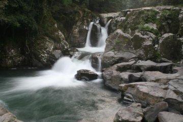 第二个瀑布